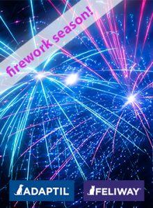 Firework season